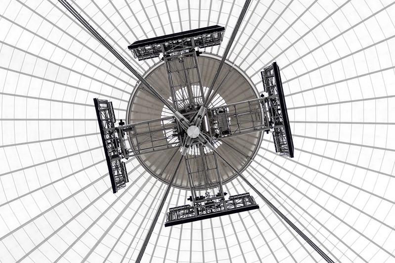 Dach - Stadion Narodowy w Warszawie