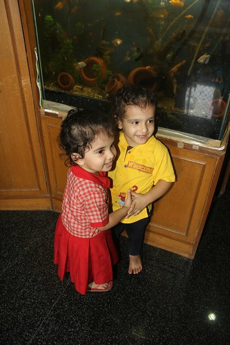 Nerjis And Zinnia Fatima My Grand Kids by firoze shakir photographerno1