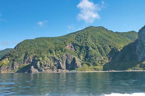 【写真】2013 : 知床半島遊覧船-往路2/2020-09-01/PICT2279