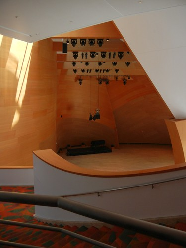DSCN8467 _ Interior, Walt Disney Concert Hall, Los Angeles, July 2013