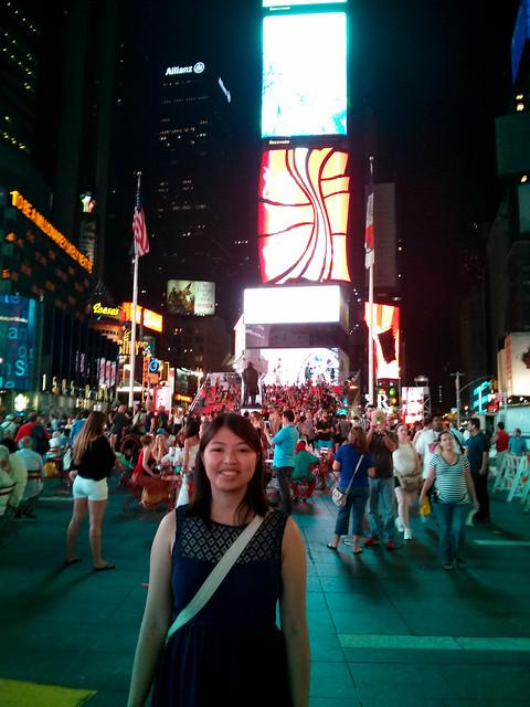 Times Square @ Night | New York City, USA