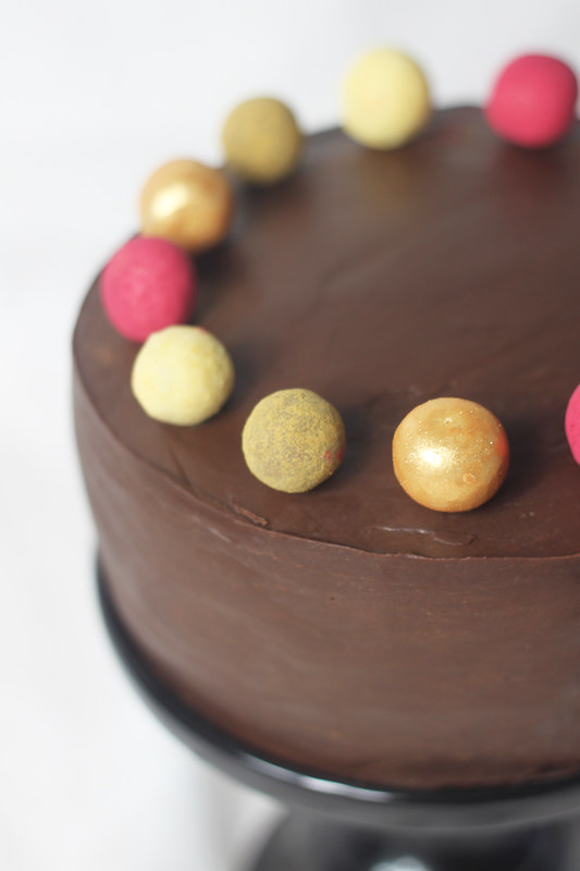 Nutellatårta