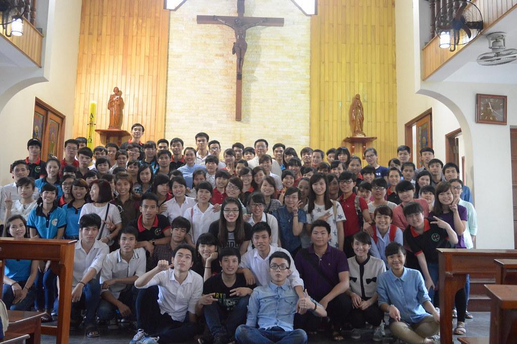 Chương trình sinh hoạt tháng 4/2015 nhóm SVCG Phát Diệm tại Hà Nội