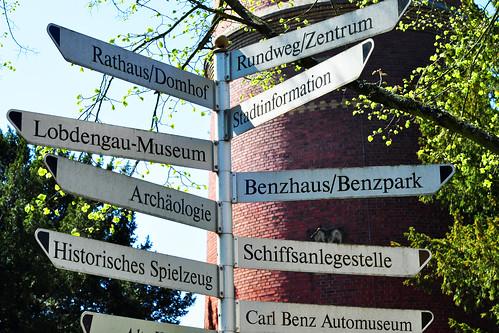 Ladenburg am Neckar - Lobdengau-Museum
