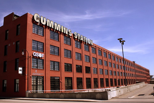 Cummins Station - Nashville, TN