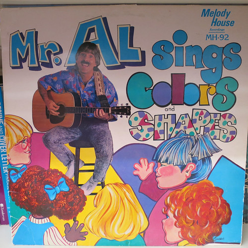 mr al sings colors