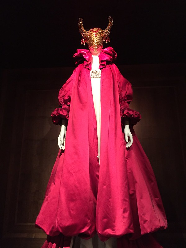 McQueen Savage Beauty at the V&A