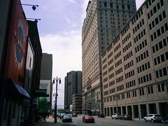 Michigan Ave, Detroit