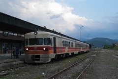 Train 6905 à Kicevo