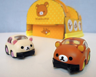 最新チョロQ「Q-eyes」系列 可以自動行走的小Q車誕生了!