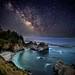 Milky Way to Mcway falls by Sapna Reddy Photography