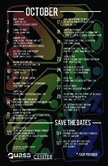 NCOM 2011 Events