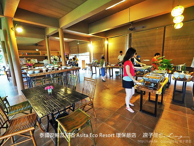 泰國安帕瓦住宿 Asita Eco Resort 環保飯店 34