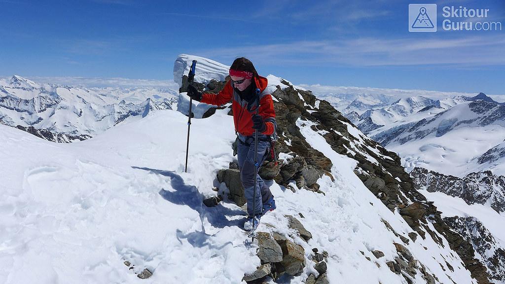 Rosenhorn (day 5, h.r. Swiss Glacier) Berner Alpen / Alpes bernoises Switzerland photo 08