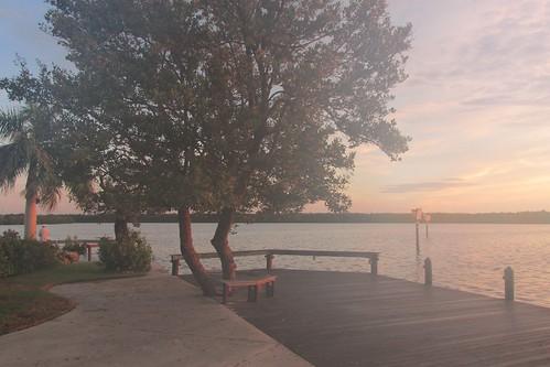 2015 bays chokoloskeeisland florida sunrises trees unitedstates water