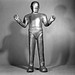 "1951 ... ""Gort"" - The Day the Earth Stood Still by x-ray delta one"