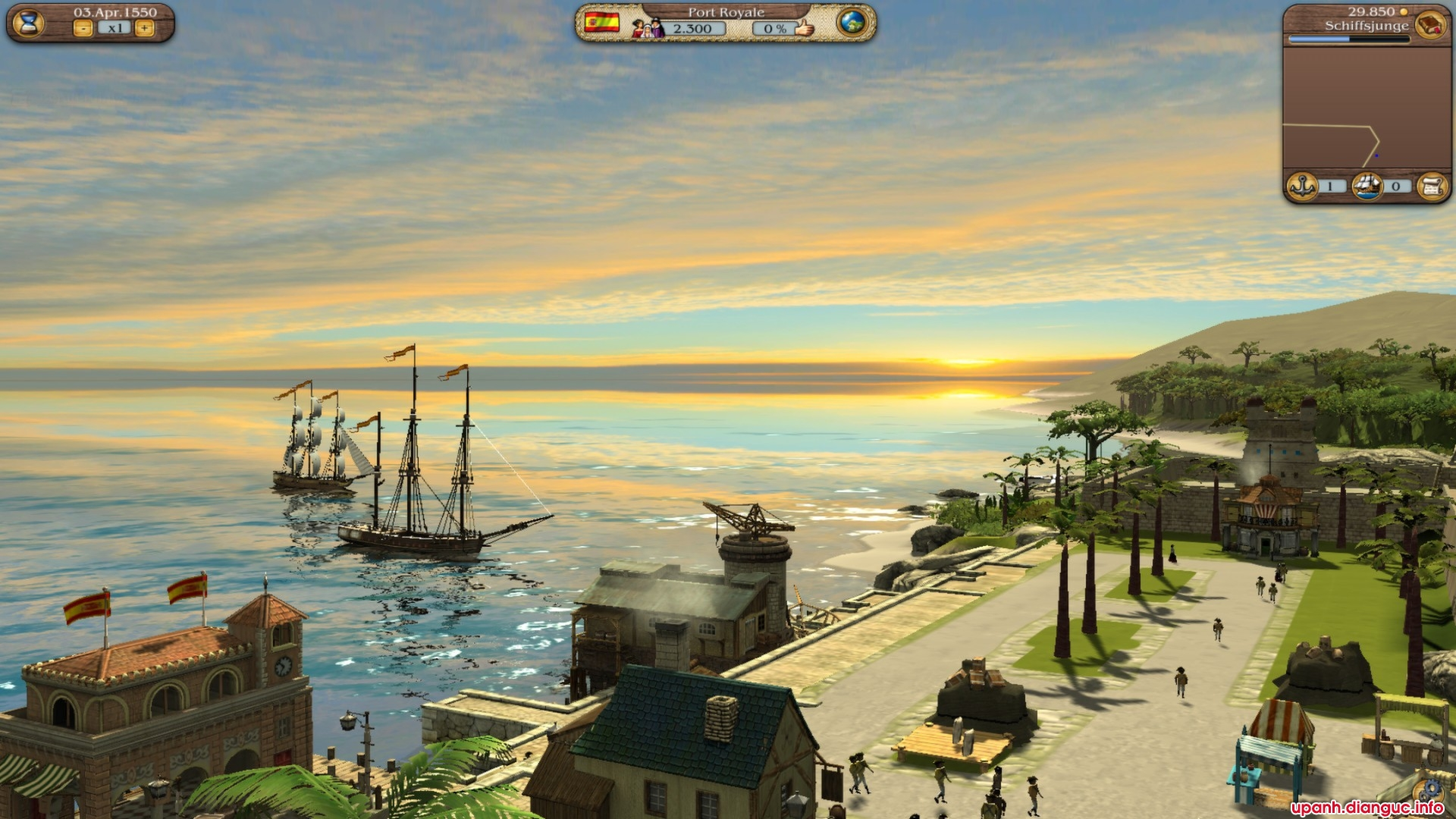 tai game port royale3