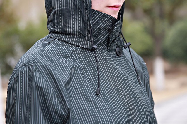 Nylon Rain/Trench Coat