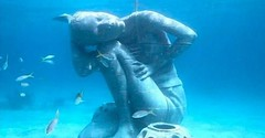 Ocean Atlas. Jason deCaires Taylor