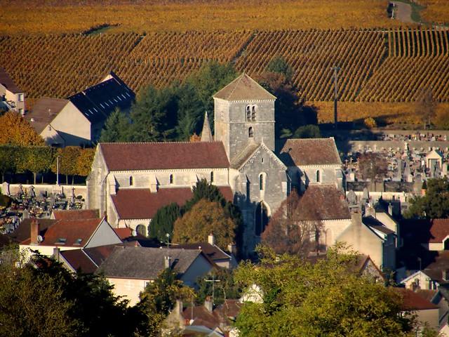Nuits-Saint-Georges / Église Saint-Symphorien