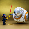 BB-8 : The Student Surpasses The Master.