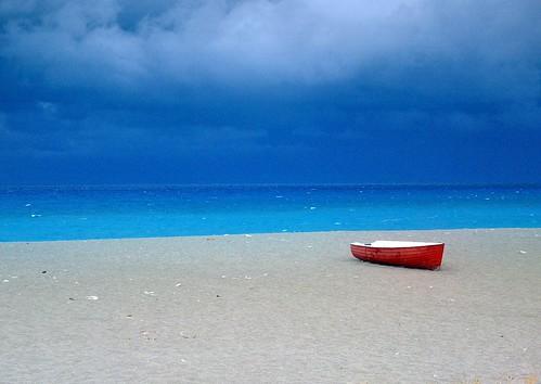 barca spiaggia litorale sabbia mare