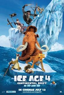 冰原歷險記4-板塊漂移 │ Ice Age- Continental Drift (2012)