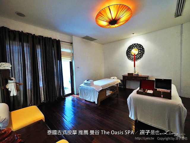 泰國古式按摩 推薦 曼谷 The Oasis SPA 40