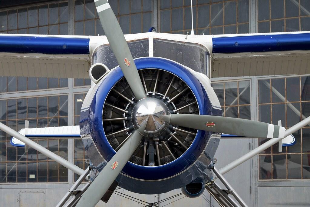 dhc-2 beaver mk1, sault ste  marie, ontario   A DHC-2 Beaver