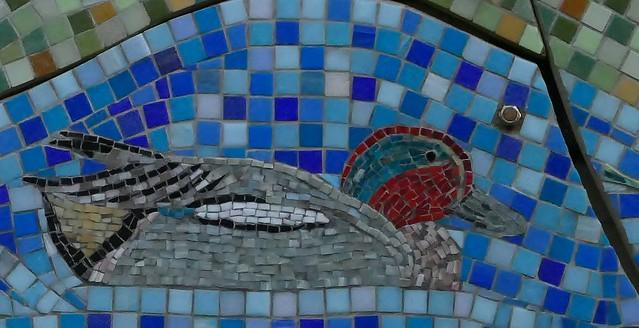 Yarmouth Castle Mosaic IOW, Panasonic DMC-FZ1000