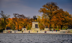Ulysses S Grant Memorial and Capitol Reflecting Pool - Washington DC