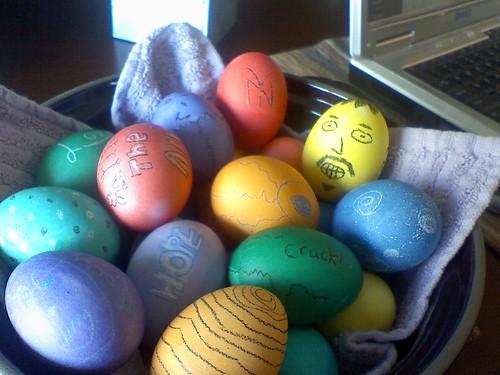 Egg Bounty 2012 by Petunia21