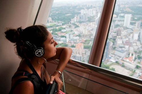 Kuala Lumpur, Malaysia, Observation Tower