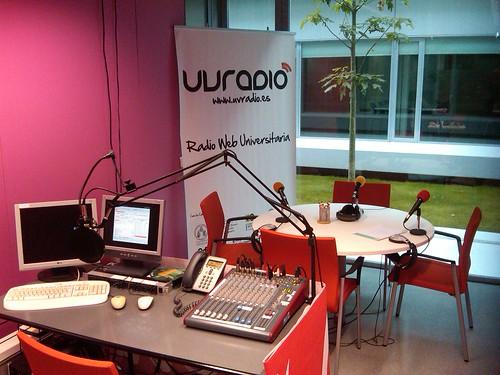 Actividades de Radio Social Web