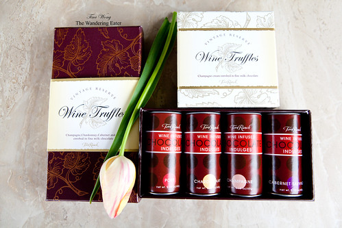Torn Ranch Wine and Champagne Truffles and Wine-Infused Chocolate Indulgences