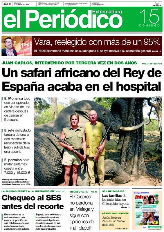 El Periodico Extremadura.750