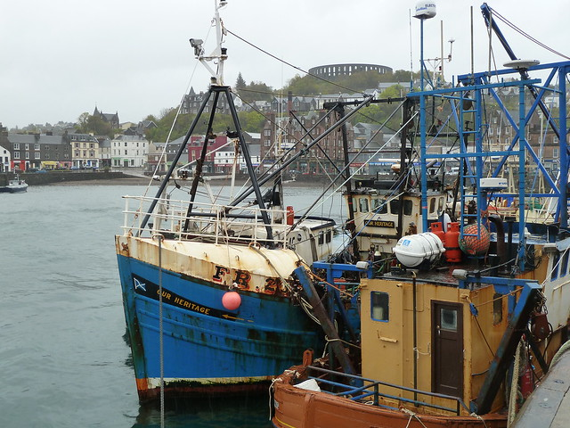 Oban Harbour,