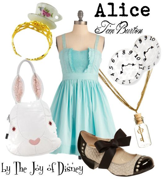 Inspired by: Alice in Wonderland