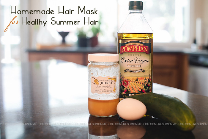 Hair Mask - KitchenWise blog-1