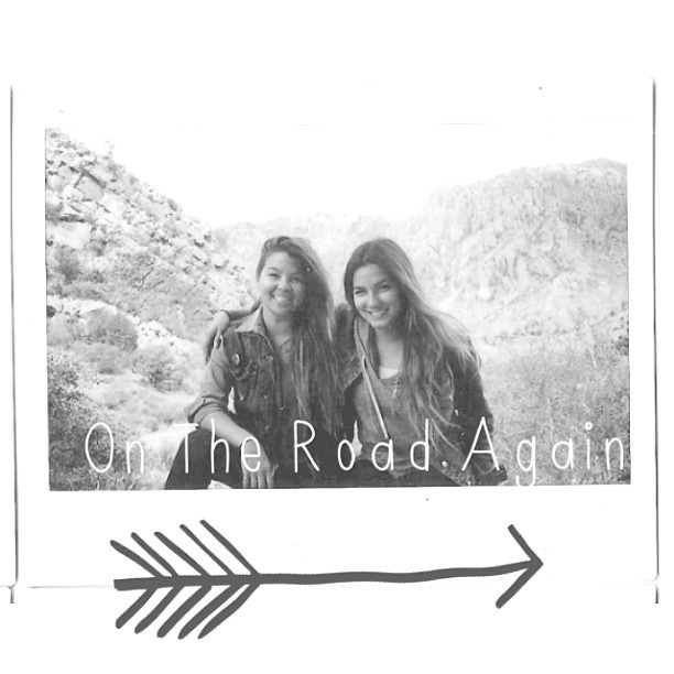 On The Road Again/// A Sister Sister Roadtrip @lisenbesquared #ontheroad #texas #travel #texastravels #buenosquared #thatmeanstwobuenos #thebuenoadventures #sistersister #ABeautifulMess #weekendtrip #weekending
