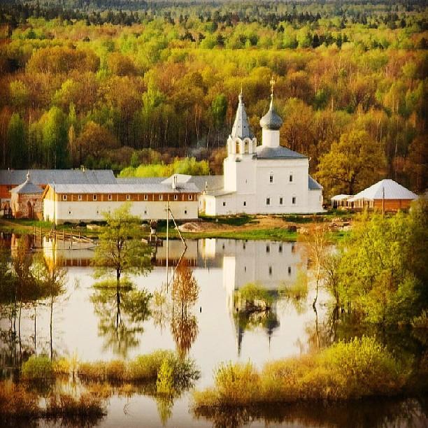 Разлив в Гороховце