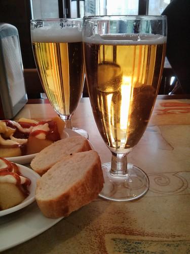 Zaragoza | Copitapa | Cañas cerveza