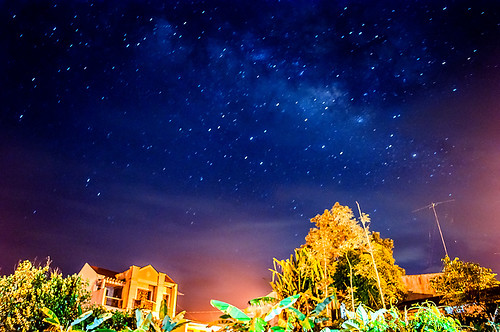 light sky night painting way stars photography star philippines center astro astrophotography shooting 1855mm laguna 1855 milky pinoy galactic milkyway banahaw nikkorlens luisiana d90 nikond90 galacticcenter gilbertrondilla gilbertrondillaphotography