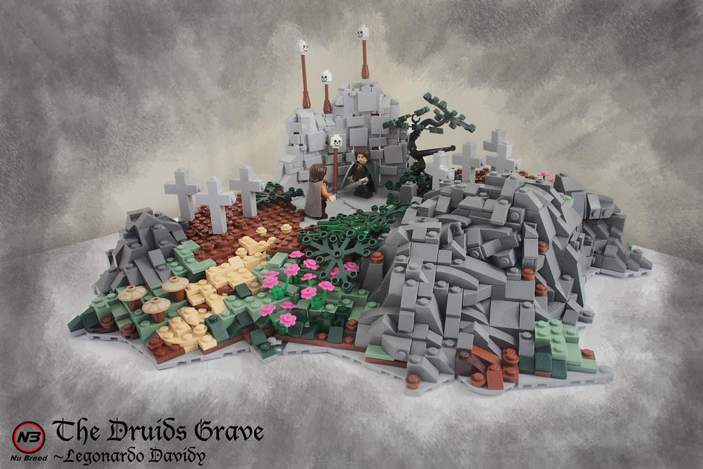 Historia y LEGO - Magazine cover