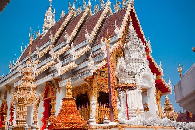 Wat Phra That Suthon Mongkhon Khiri - PhraeWat Phra That Suthon Mongkhon Khiri - Phrae