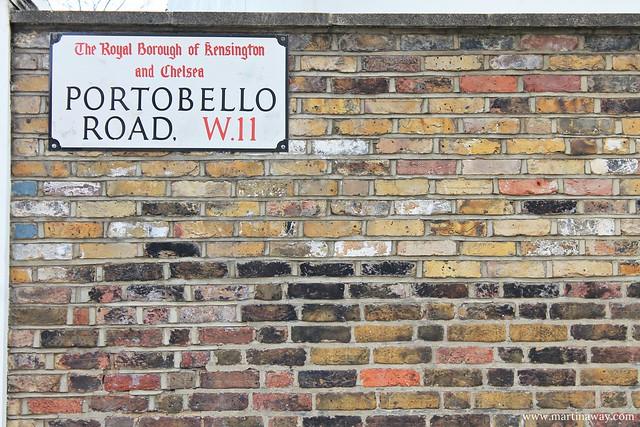 Portobello Wall.