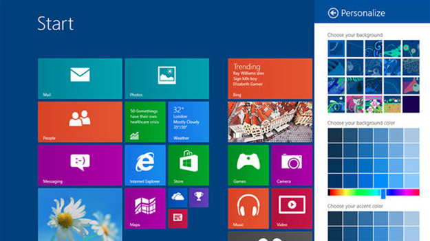 video de windows 8.1