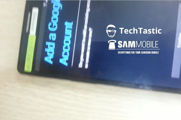 прототип Galaxy Note 3