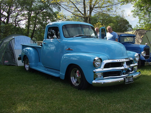 53 Chevy 3100 Flickr Photo Sharing