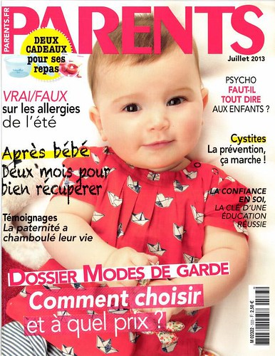 Magazine Parents Juillet 2013